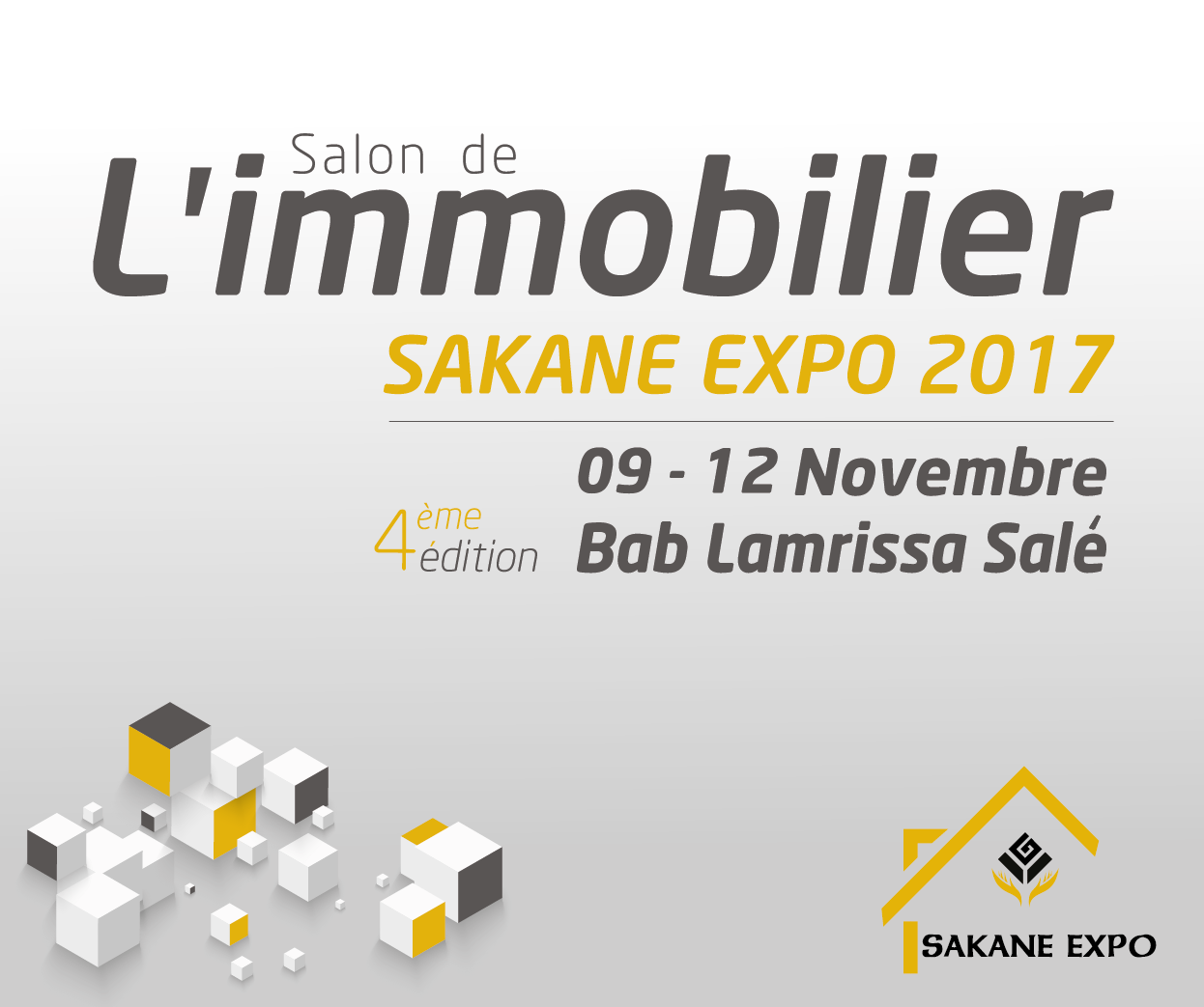 Salon de l'Immobilier SAKANE EXPO