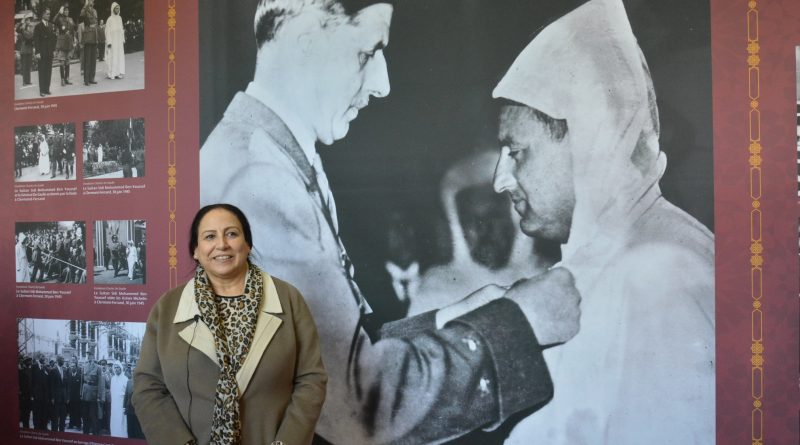 Mme Bahija SIMOU, directrice des archives royales et chargée de mission au Cabinet Royal