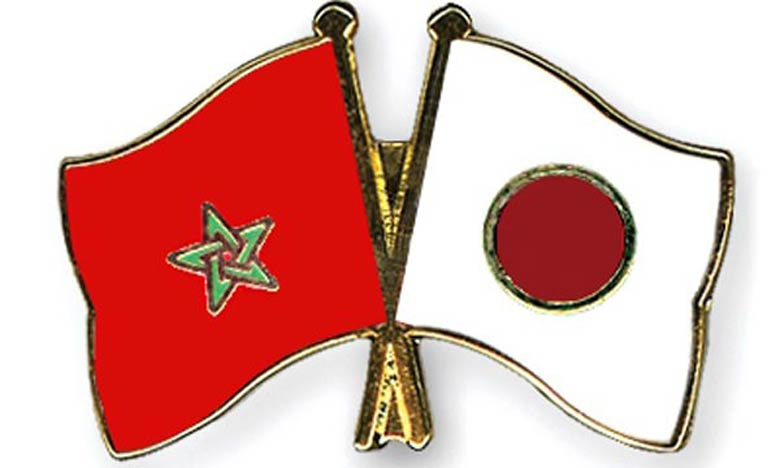 Maroc - Japon