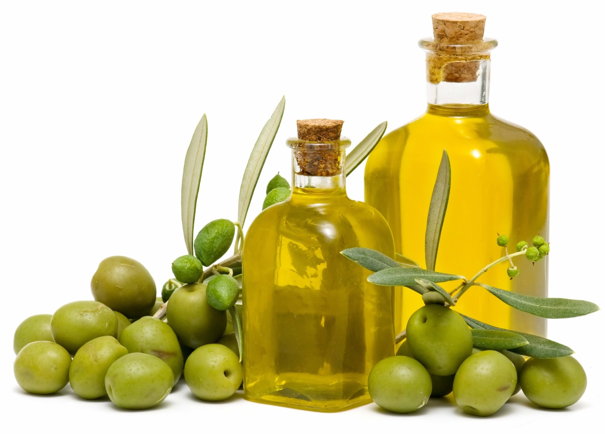 HUILES D'OLIVE MAROCAINES