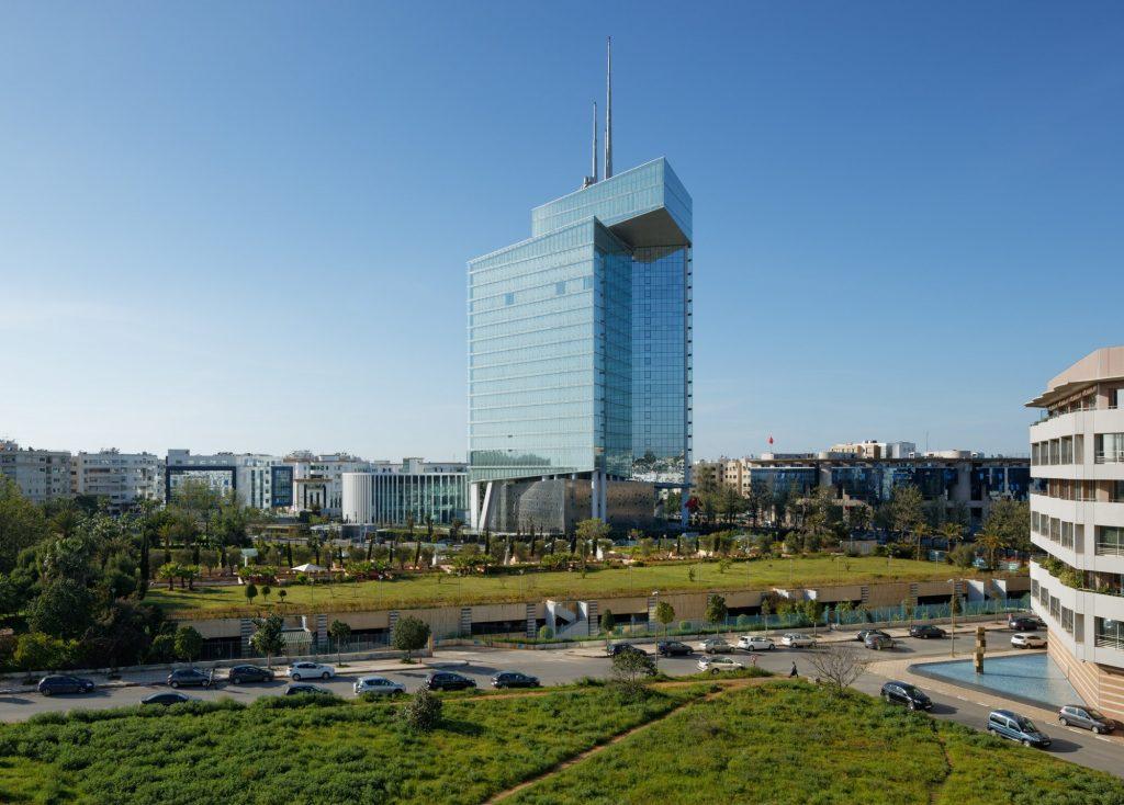 Maroc Telecom - IAM - Itissalat Al-Maghrib