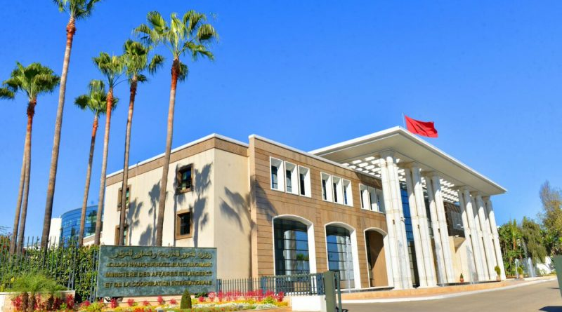 Ministère des Affaires Etrangères et de la Coopération Internationale Maroc
