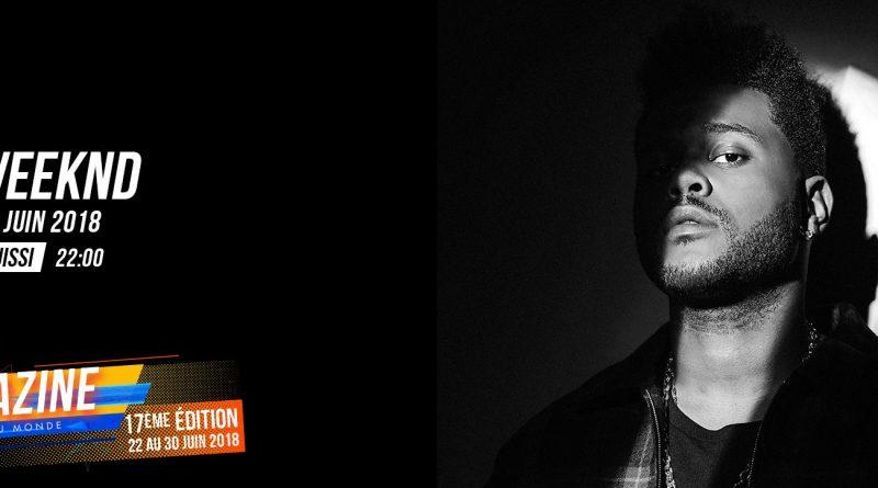 The Weeknd Mawazine 2018