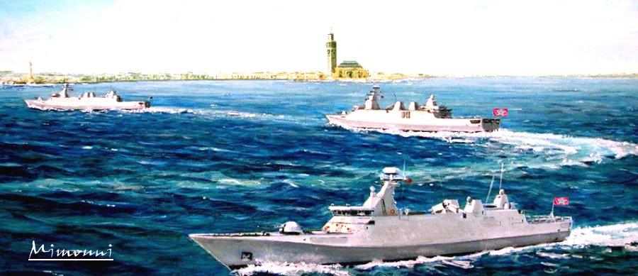 Marine Royale Marocaine