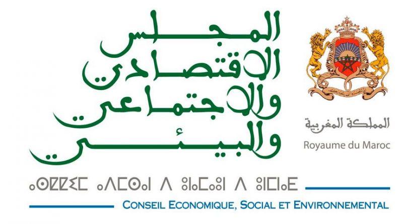 Conseil Economique Social et Environnemental Maroc