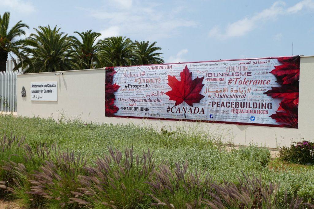 Ambassade du Canada au Maroc