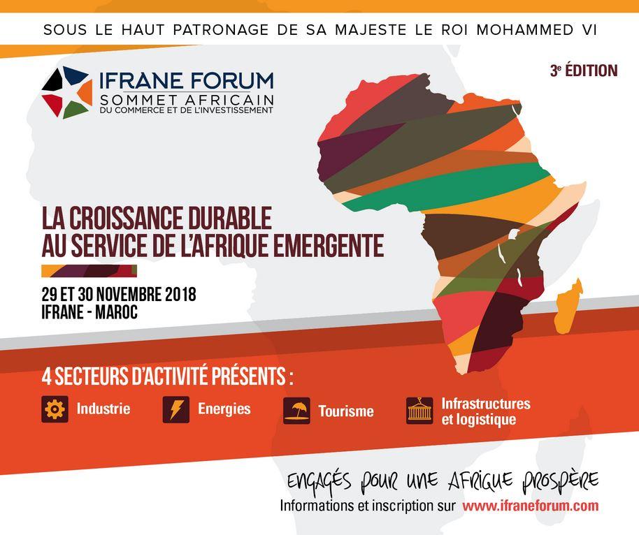Sommet Africain du Commerce et de l'Investissement - Ifrane Forum