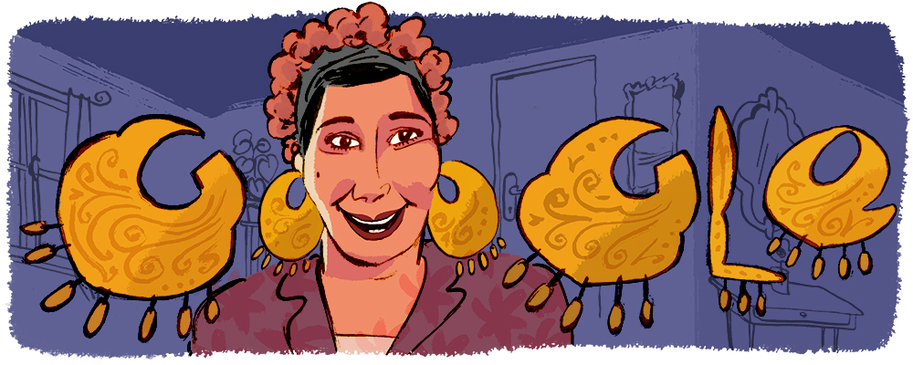 Mary Mounib doodle